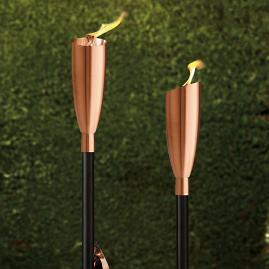 Garden Torches Outdoor Torch Copper Garden Torches
