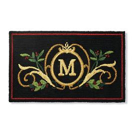 Personalized Monogram Door Mats Frontgate