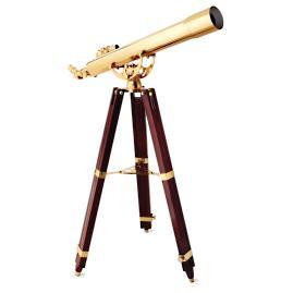 Solid Brass Telescope