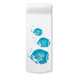 World's Finest Float in Tropical Fish Print