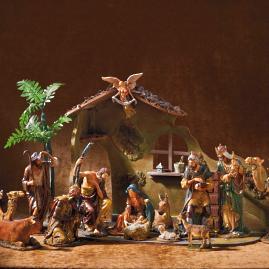 Mark Roberts 17-piece da Vinci Nativity
