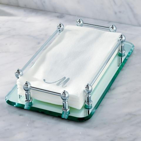 Belmont Personalized Vanity Trays Frontgate
