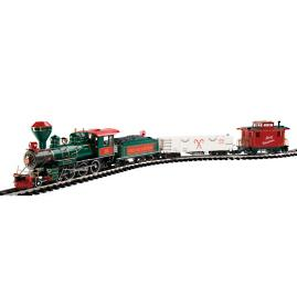 Night Before Christmas Train Set
