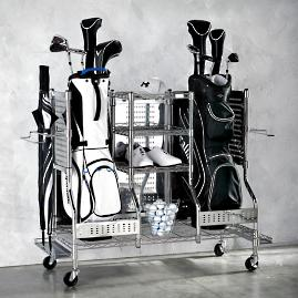 Double Golf Organizer