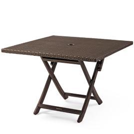 Cafe Square Folding Table