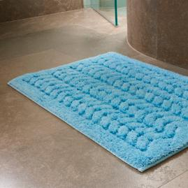 Herringbone Bath Rug