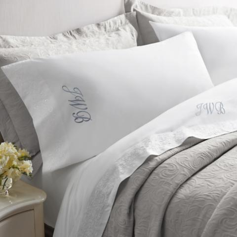 scroll matelass coverlet - Matelasse Bedding