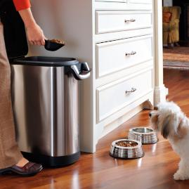 simplehuman® Airtight Pet Food Storage Bin
