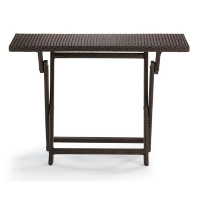 Cafe Counter Height Folding Table Frontgate