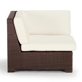 Palermo Corner Chair with Cushions
