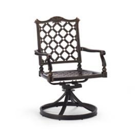 Glen Isle Set of Two Swivel Arm Chairs