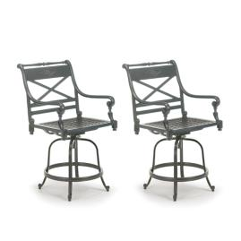 Kent Swivel Bar And Counter Stools Frontgate