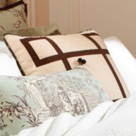 "Vera 20"" sq. Accent Pillow"