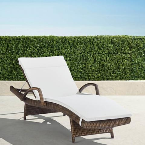 Balencia chaise lounges with arms set of two frontgate for 2 arm chaise lounge
