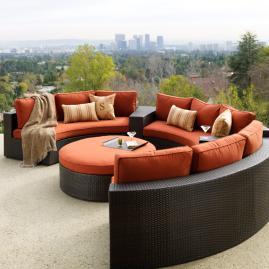 Pasadena Fire Table