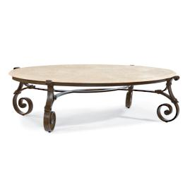 Maison Jardin Stone-top Coffee Table