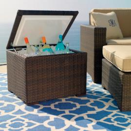 Woven Ice Chest