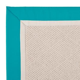 Outdoor Parkdale Rug in Sunbrella® Aruba/Oyster White