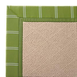 Outdoor Parkdale Rug in Sunbrella® Topside Gingko