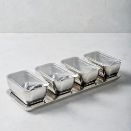 Super Chill Four-section Condiment Server
