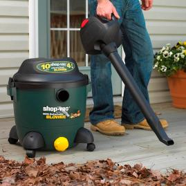 Shop Vac Wet and Dry Vacuum with Detachable