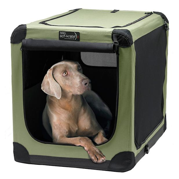Soft Sided Portable Dog Crate Frontgate