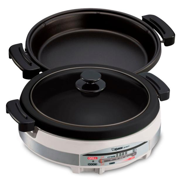 Zojirushi Stainless Steel Electric Skillet Frontgate