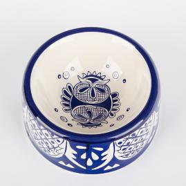 Azul Round Pet Bowl