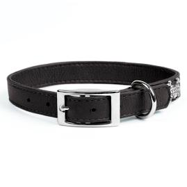 3/4-inch Brazilian Leather Collar