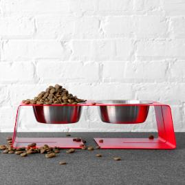 Dogleg Diner Pet Bowl