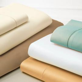 Giotto Sateen Pillowcases, Set of Two