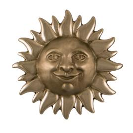 Artisan Sunface Door Knocker