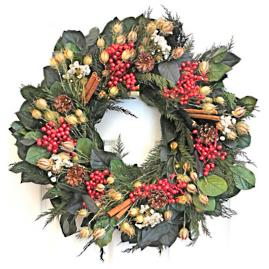 Holiday Jubilee Wreath