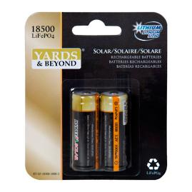 Lithium Solar Replacement Batteries