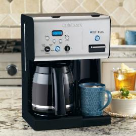 Cuisinart Coffee Plus Programmable Coffee Maker