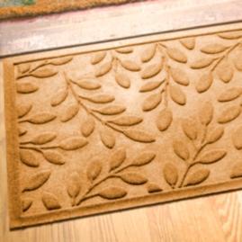 WATER & DIRT SHIELD ™ Brittney Leaf Mat