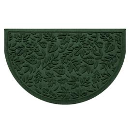 Water & Dirt Shield Fall Day Half-round Mat