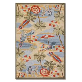 Harbor Beach Outdoor Rug