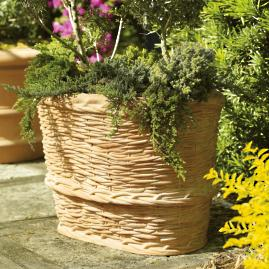 Ceste Ovale Planter