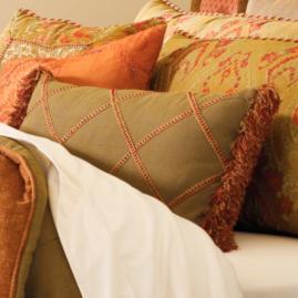 Madeira Decorative Lumbar Pillow