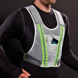 RoadNoise Running Vest with Speakers
