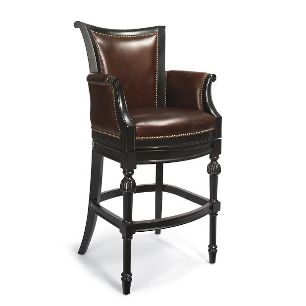 Chesterfield Bar And Counter Stools Frontgate