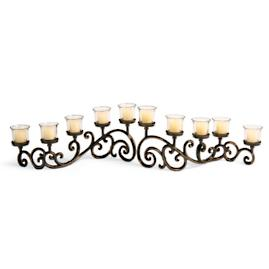 2-in. Ivory Pillar Candles, Set of Four