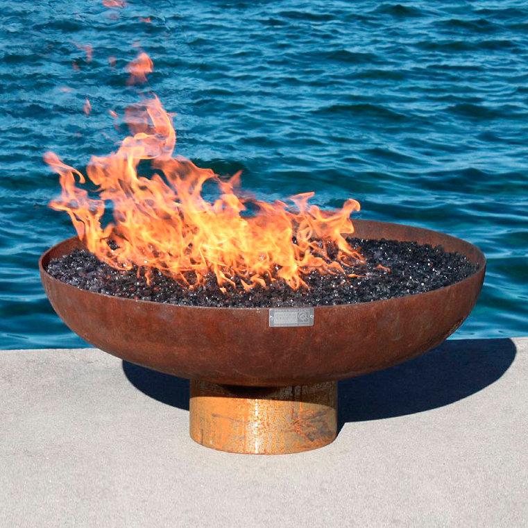 Fire Pit Bowls Firebowl Frontgate