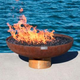 Font o' Fire Sculptural Firebowl