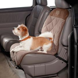 Quilted Single Bucket Seat Car Protector