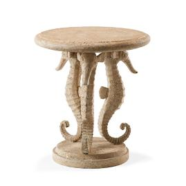 Seahorse Side Table