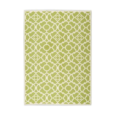 Lovely Lattice Outdoor Rug Frontgate