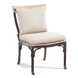 Maison Jardin Dining Side Chair with Cushion