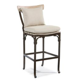Maison Jardin Counter Stool with Cushion